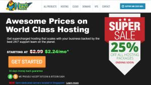 Đánh giá hosting HawkHost